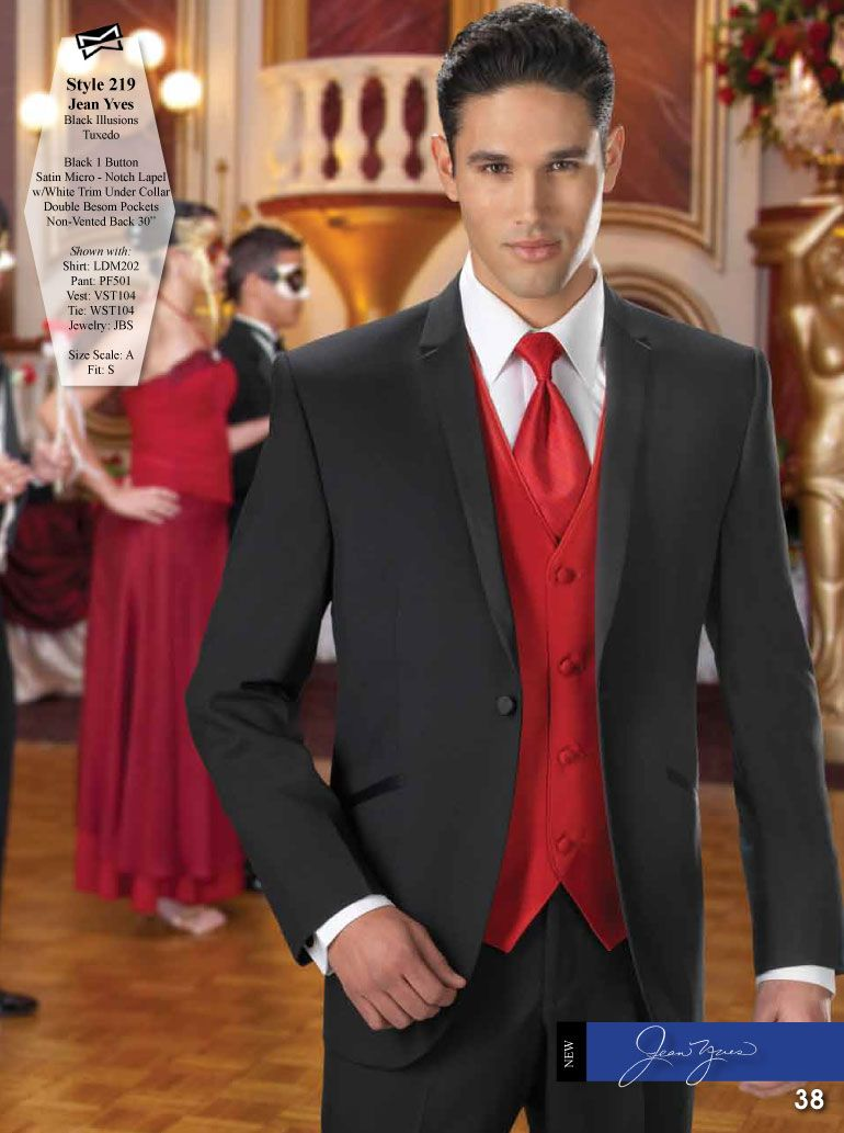 Black Illusions Tuxedo | Your Man | Pinterest | Illusions and Tuxedo ...