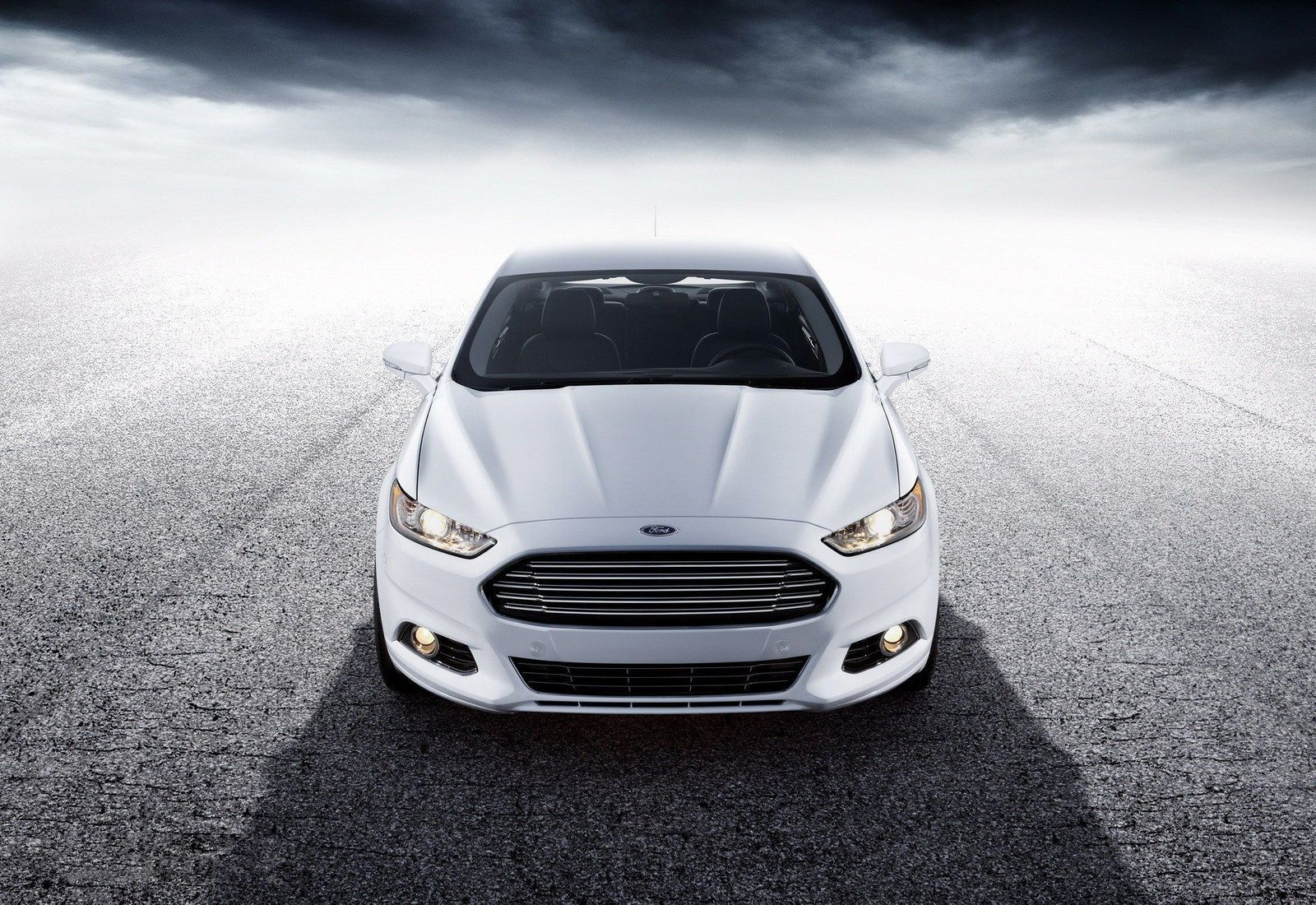The 2013 ford fusion should bring many more buyers into ford showrooms look at that grill some aston martin influence ehh