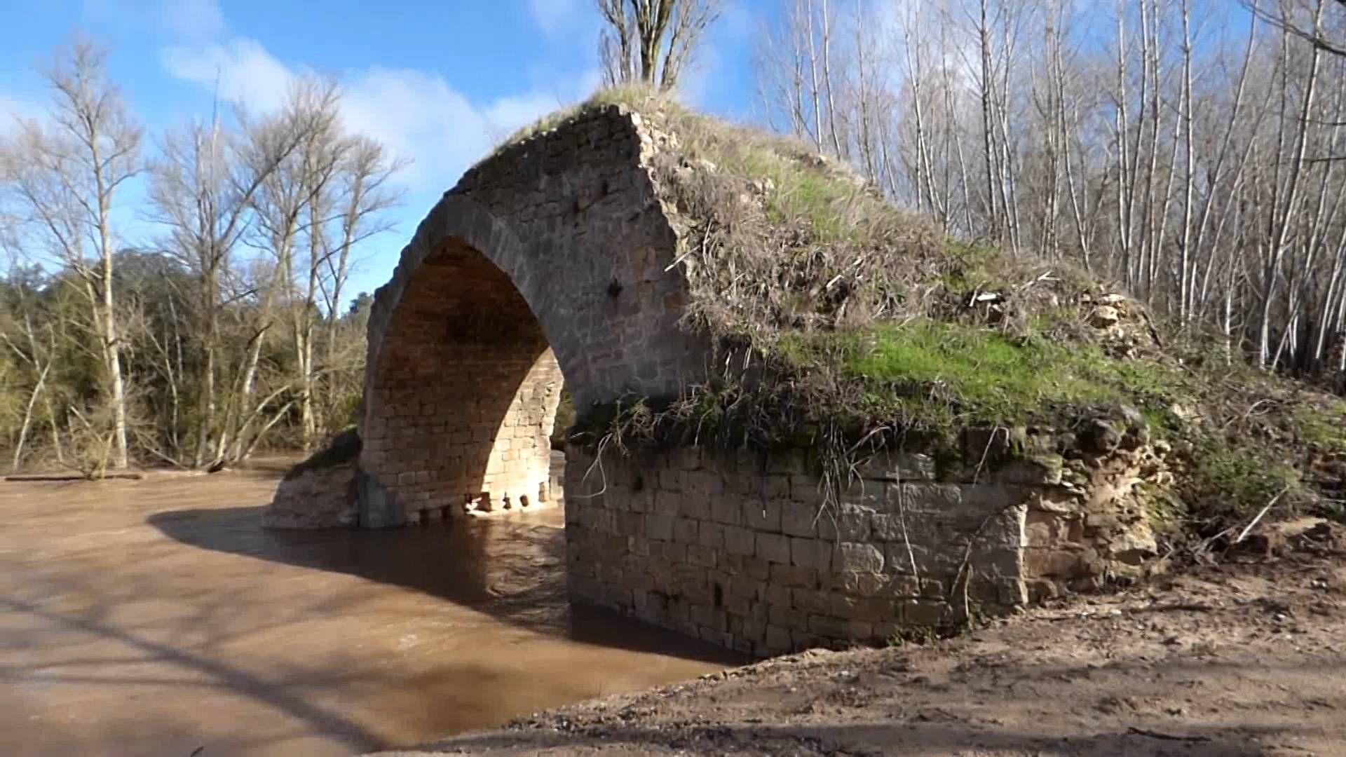 Puente El Roque Riada Febrero 2016 2