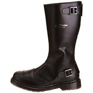 Cafe Racer Boots › Mens Dr Martens Motorbike Boots Size Daryl ...
