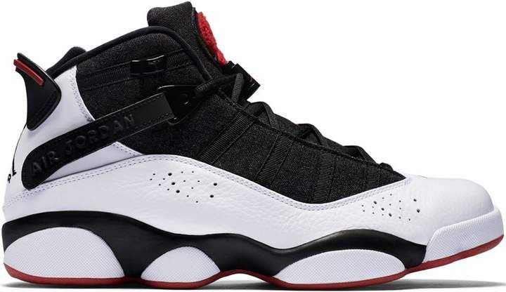 timeless design 6091f 5cba1 Jordan 6 Rings Black White Gym Red in 2019 | Products ...