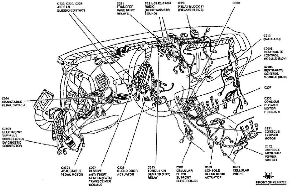 Anti Theft Ford Pats Wiring Diagram