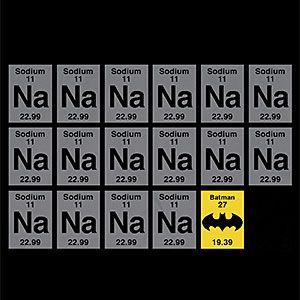 Sodium Batman