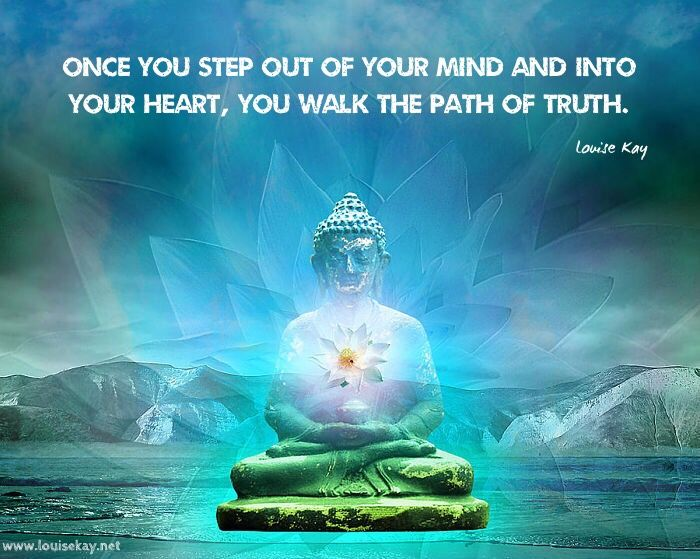 kundalini-world:  aikonchannelings:  The heart centre connects us to the infinite stream of intelligent consciousness. When we quieten the mind and don't allow ourselves to be consumed by our thoughts we can connect to this divine intelligence through the heart and receive wisdom and guidance. Once we are connected to this flow, synchronicities appear in life confirming that we are flowing with the universe, rather than struggling against a seemingly upstream current of life challenges…