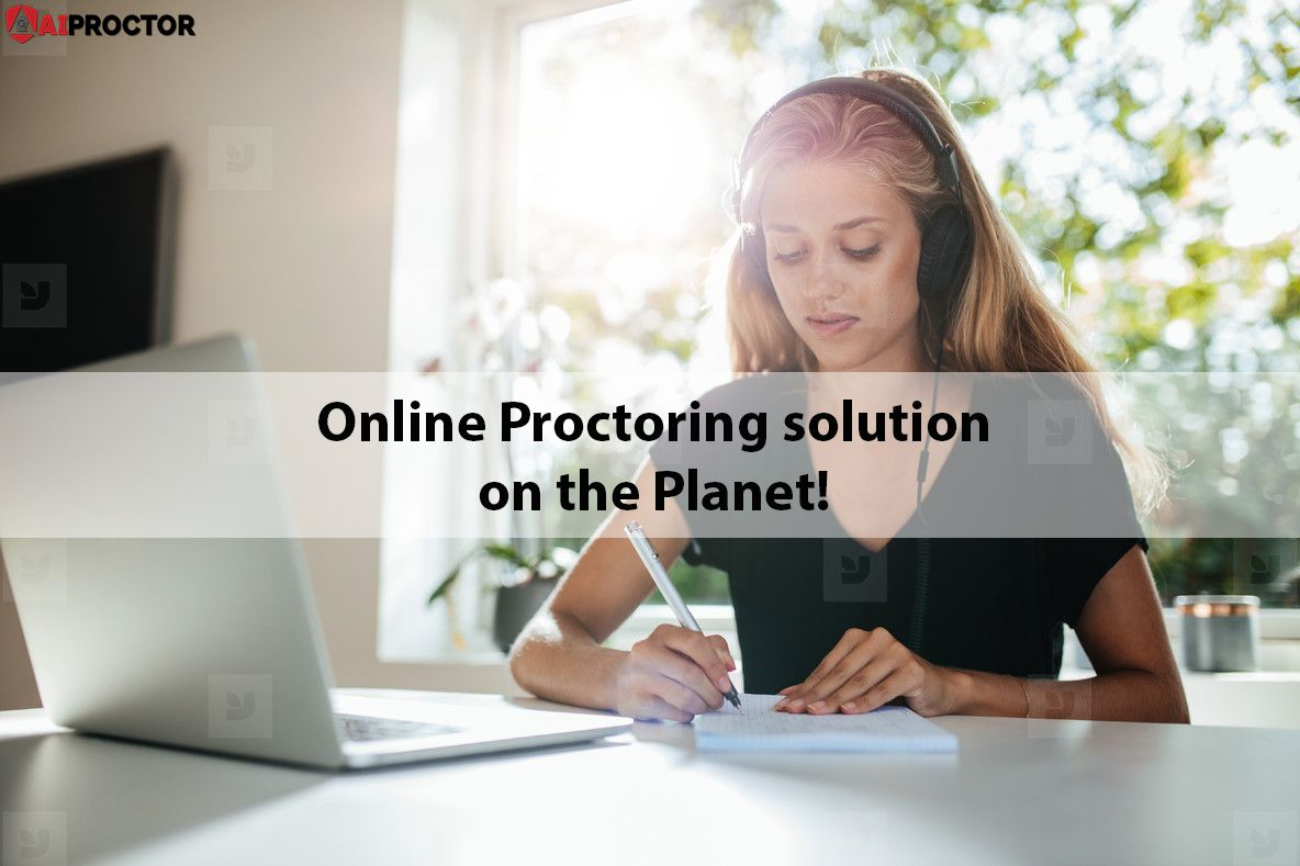 Online Proctoring solution on the https//www
