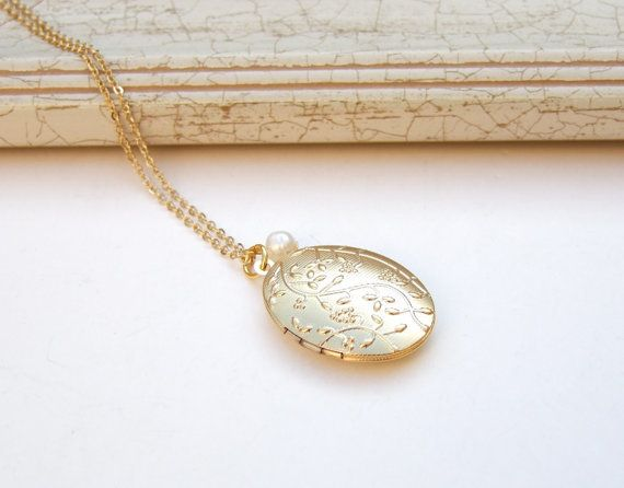 listing charm chain locket il necklace long lockets gold