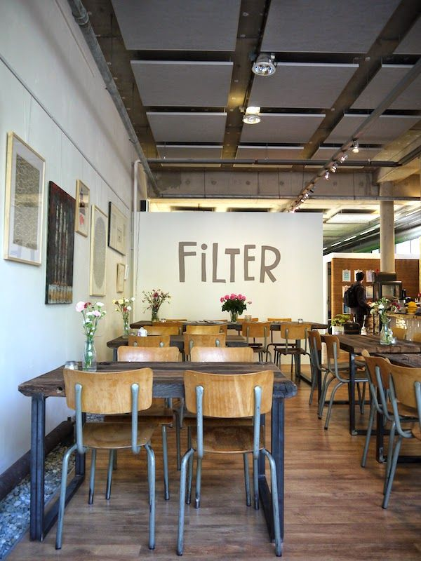 Amsterdam filter industrial coffee spot waterloo for Industrial design amsterdam