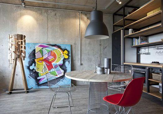 Concrete In Interior Design concrete wall interior - hledat googlem | places | pinterest