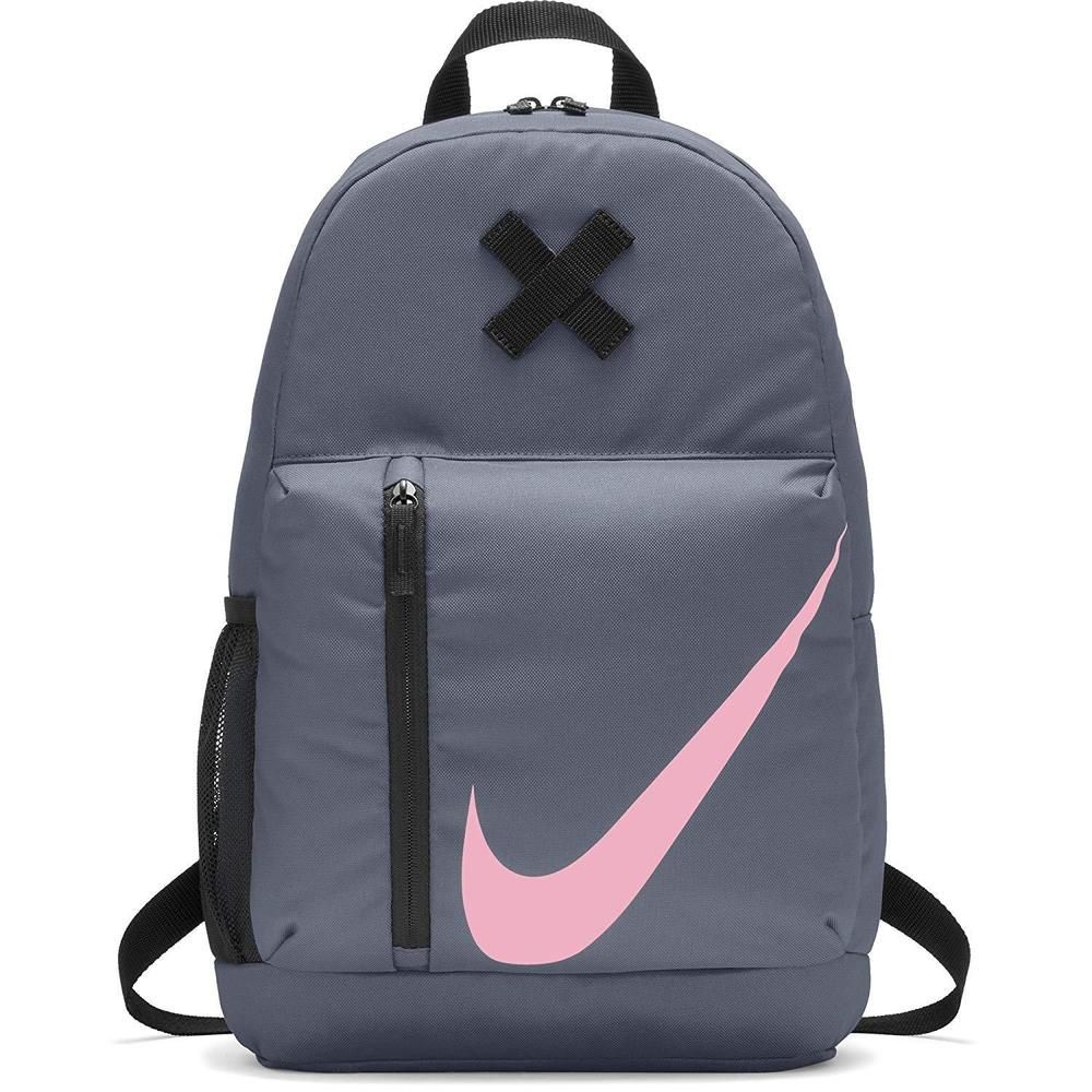 36c5e11b0be3 Comfort on the go! The NIKE Kids  Elemental Backpack features padded ...