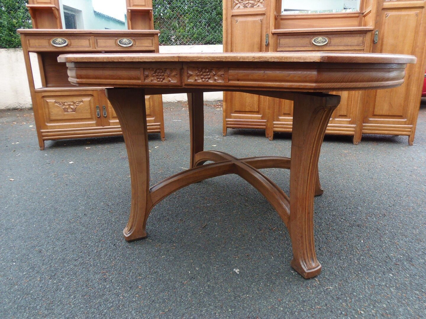 Gauthier Poinsignon Dining Room Table Gauthier Poinsignon  # Meuble Tv Oldy