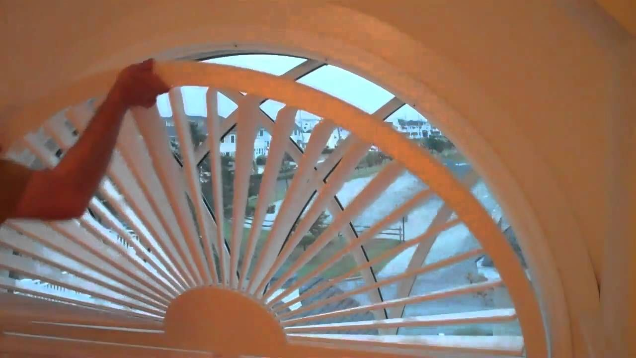 Arch Window Shutter Arched Windows Arched Window Coverings Window Shutters