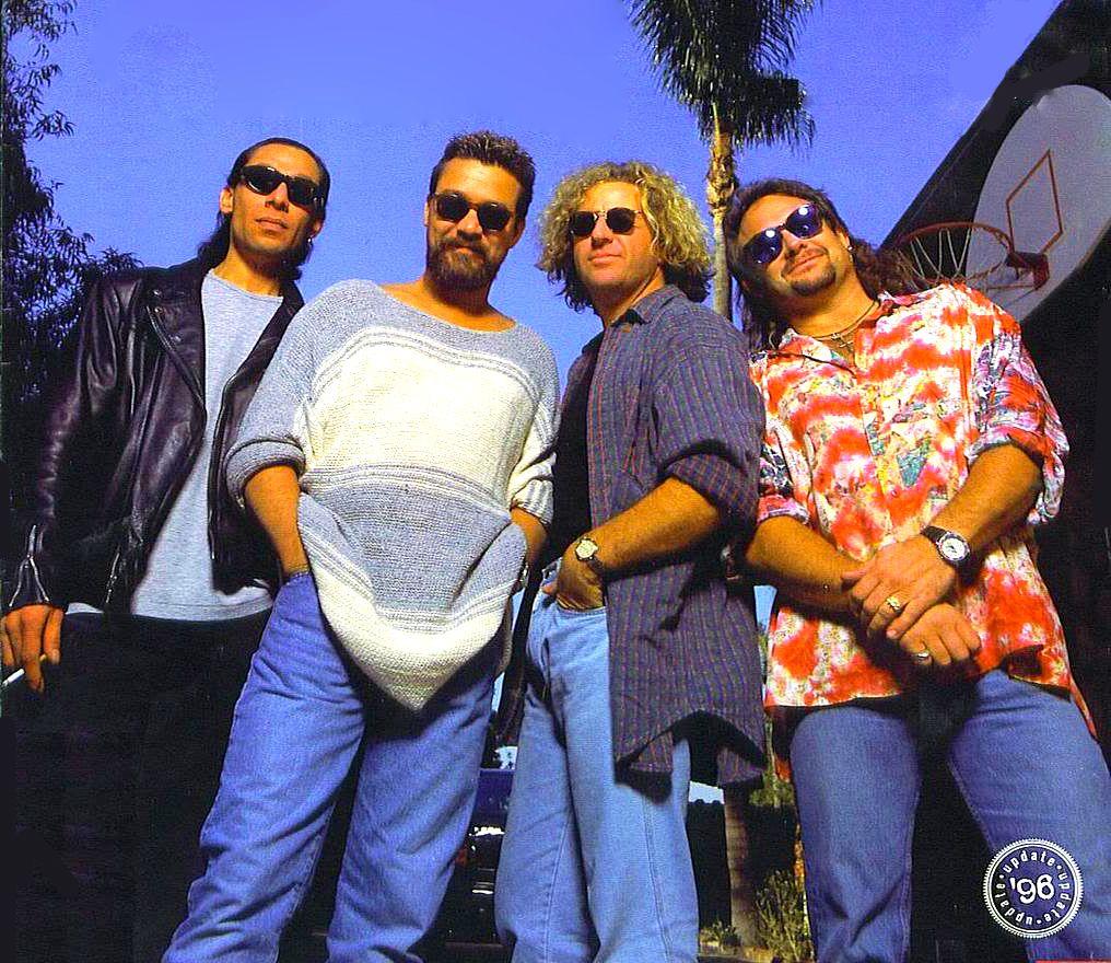 Van Halen 1996