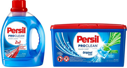 2 00 Off Persil Proclean Power Liquid Or Power Caps Laundry