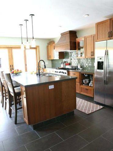bath room brown tile modern 19 ideas | slate kitchen