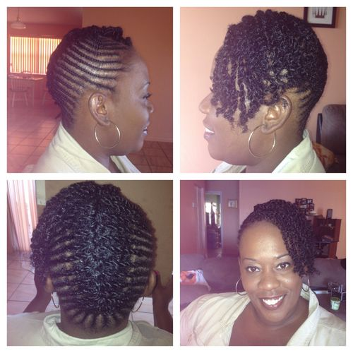 Strange 1000 Images About Braids For Mom On Pinterest Protective Styles Short Hairstyles For Black Women Fulllsitofus
