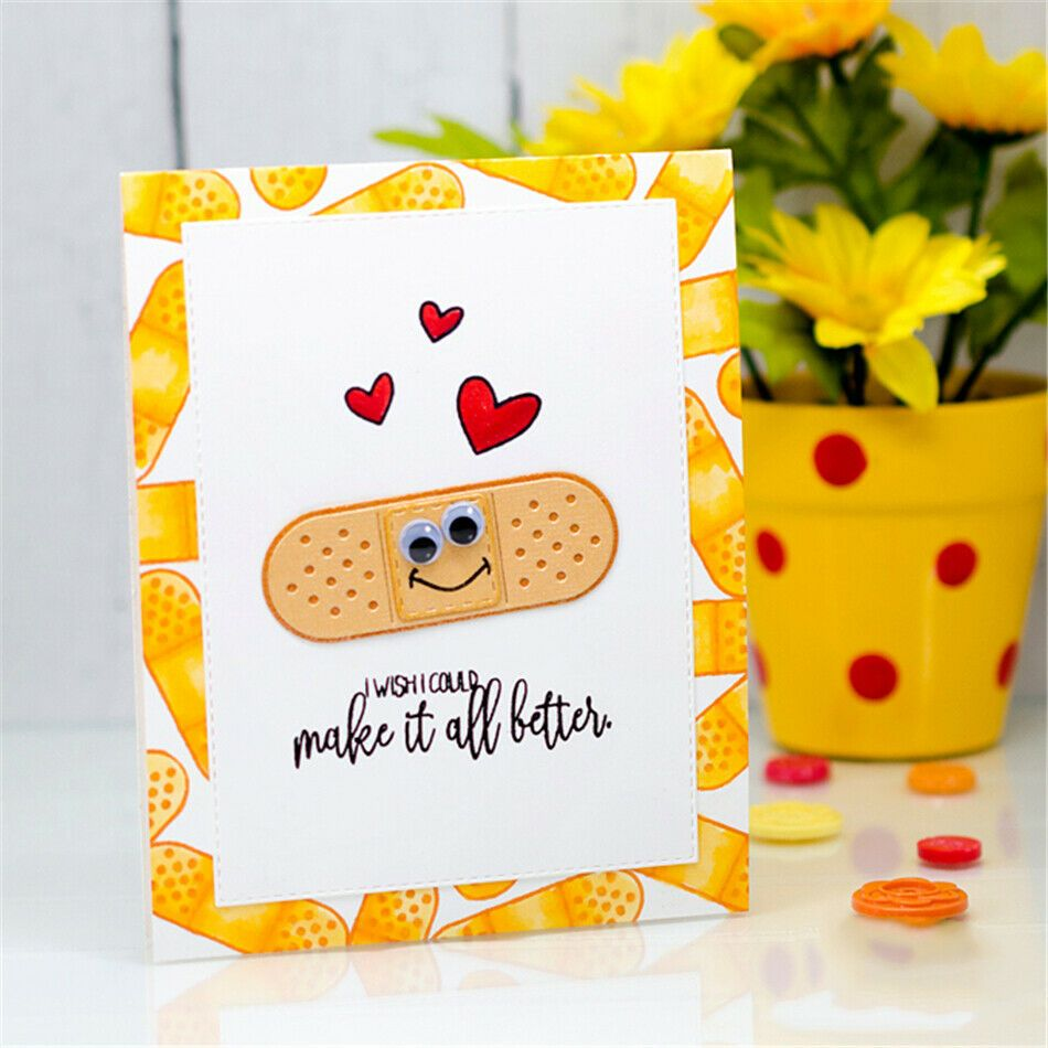 Pin on Get Well Card Ideas