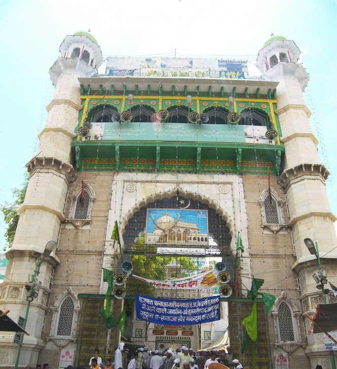 Dargah Sharif in Ajmer, Rajasthan | Places of Interest