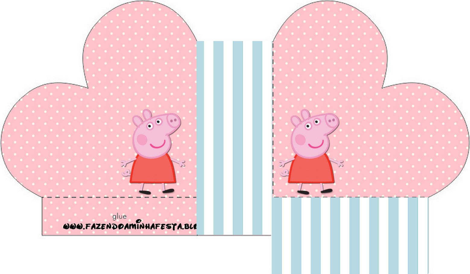 Peppa Pig: Free Printable Party Boxes. | Oh My Fiesta! in ... - photo #45