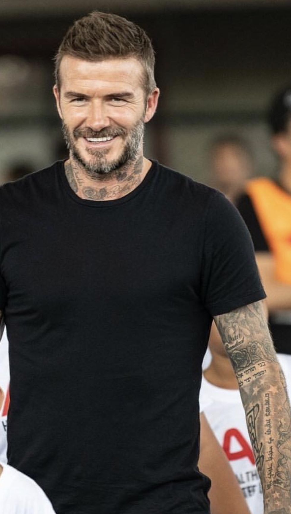 David Beckham Tattoos 2019