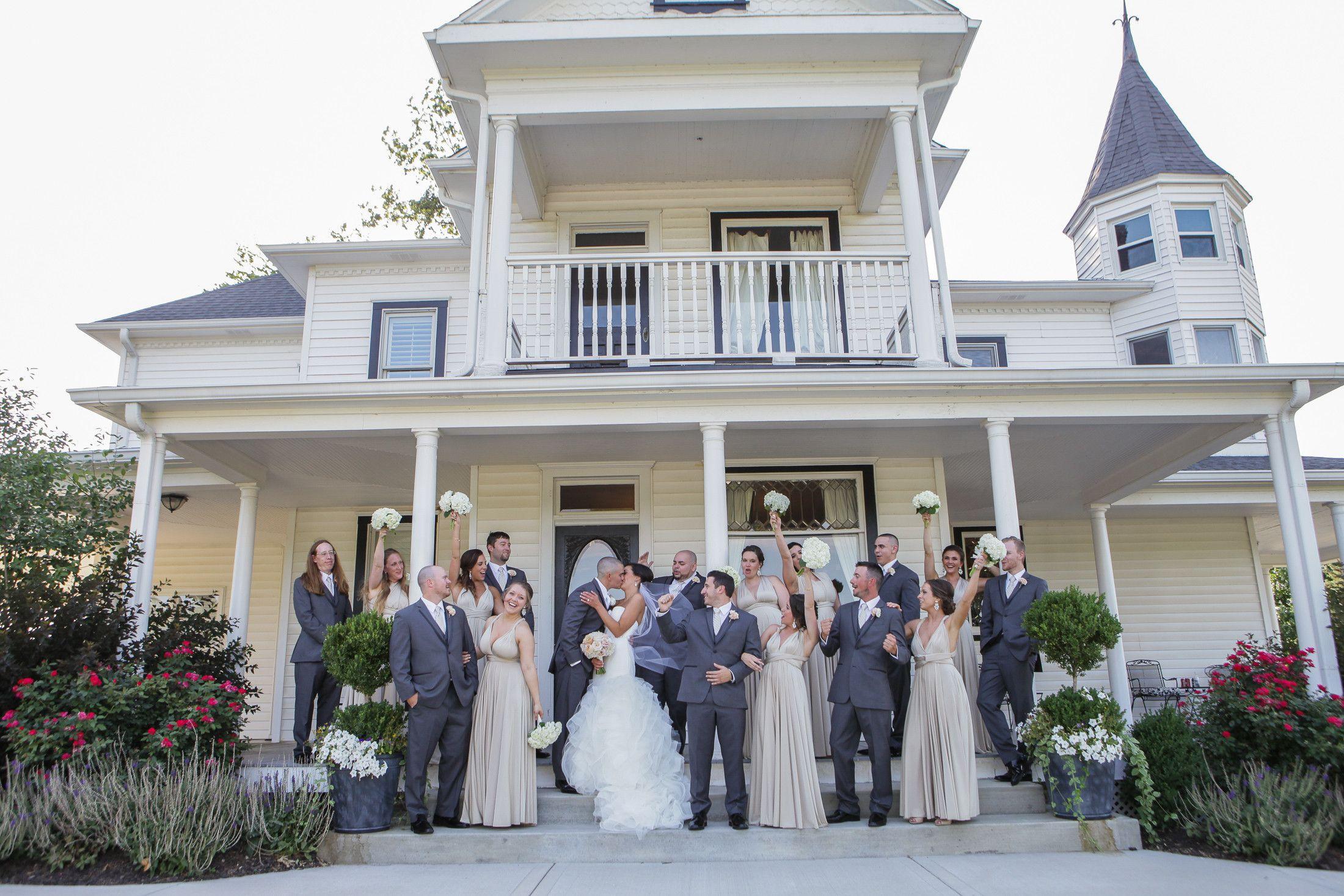 Wedding Party Goals Eighteen Kansas City Perfect