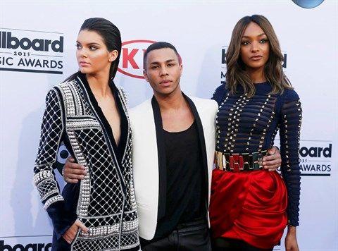 Balmain-Kollektion im Herbst für H&M - Mode & Kosmetik - derStandard.at › Lifestyle