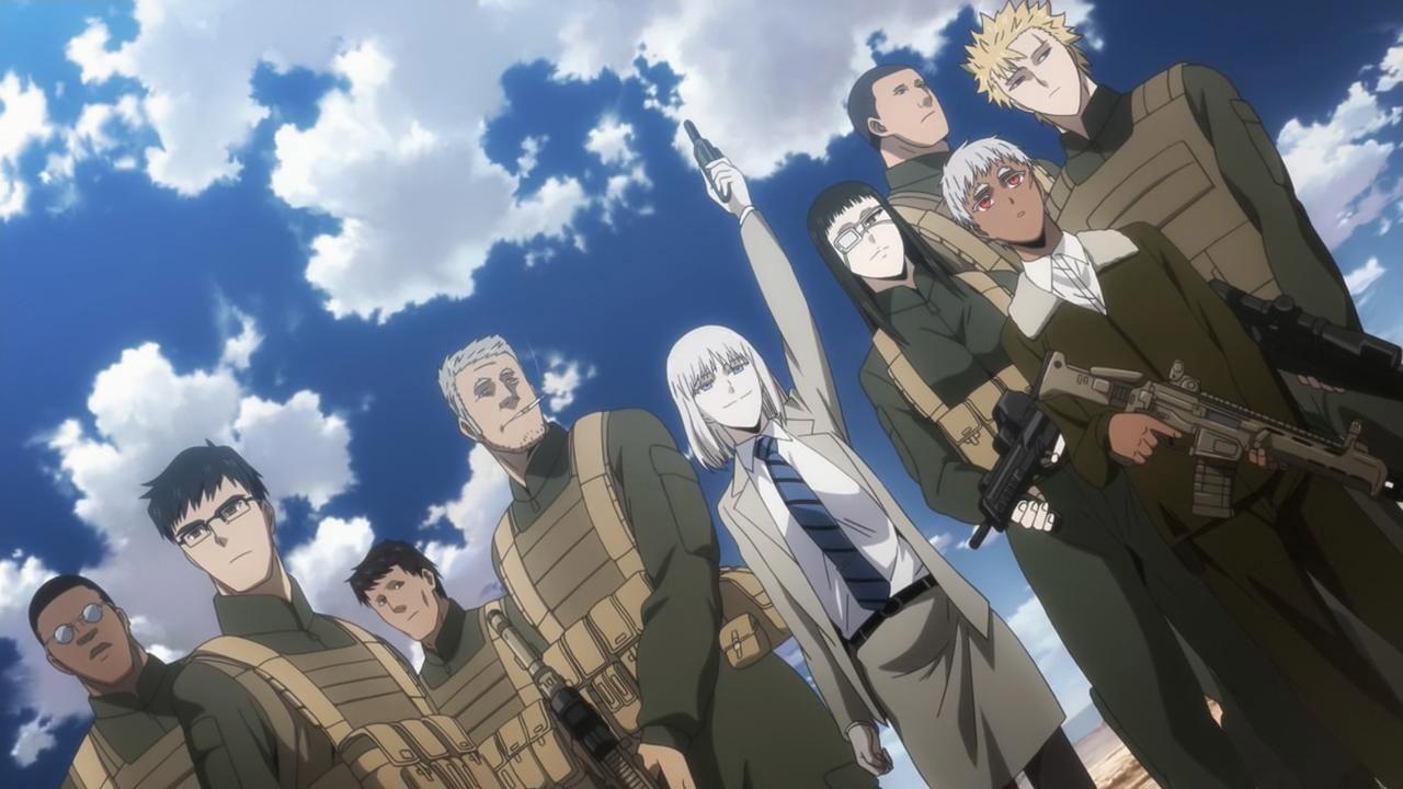 Kết quả hình ảnh cho Jormungand anime