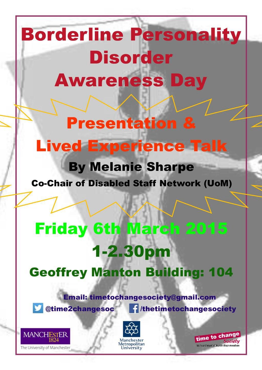 Pin by manchester mind on mental health events