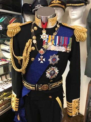 Replica General Admiral Amp Marshals Uniforms Archives