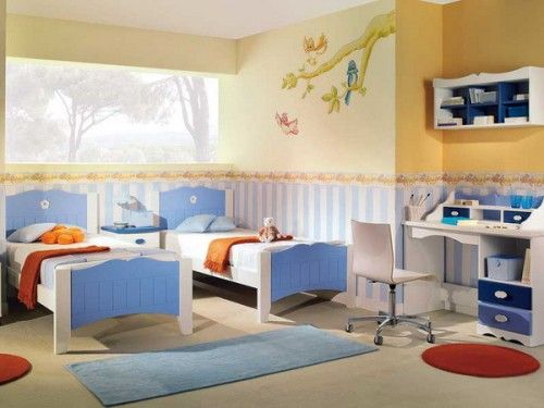 20 Room Design Ideas For Two Kids Shelterness Room For Two Kids Room Design Kids Bedroom Design