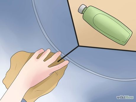 How to remove ink stains from your dryer drum