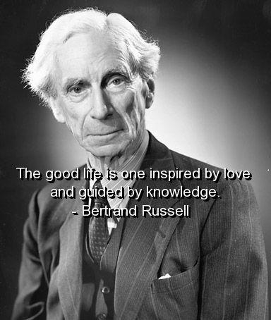 Il 18 maggio è nato niente meno che il grande logico Bertrand Russell. #mattamatica