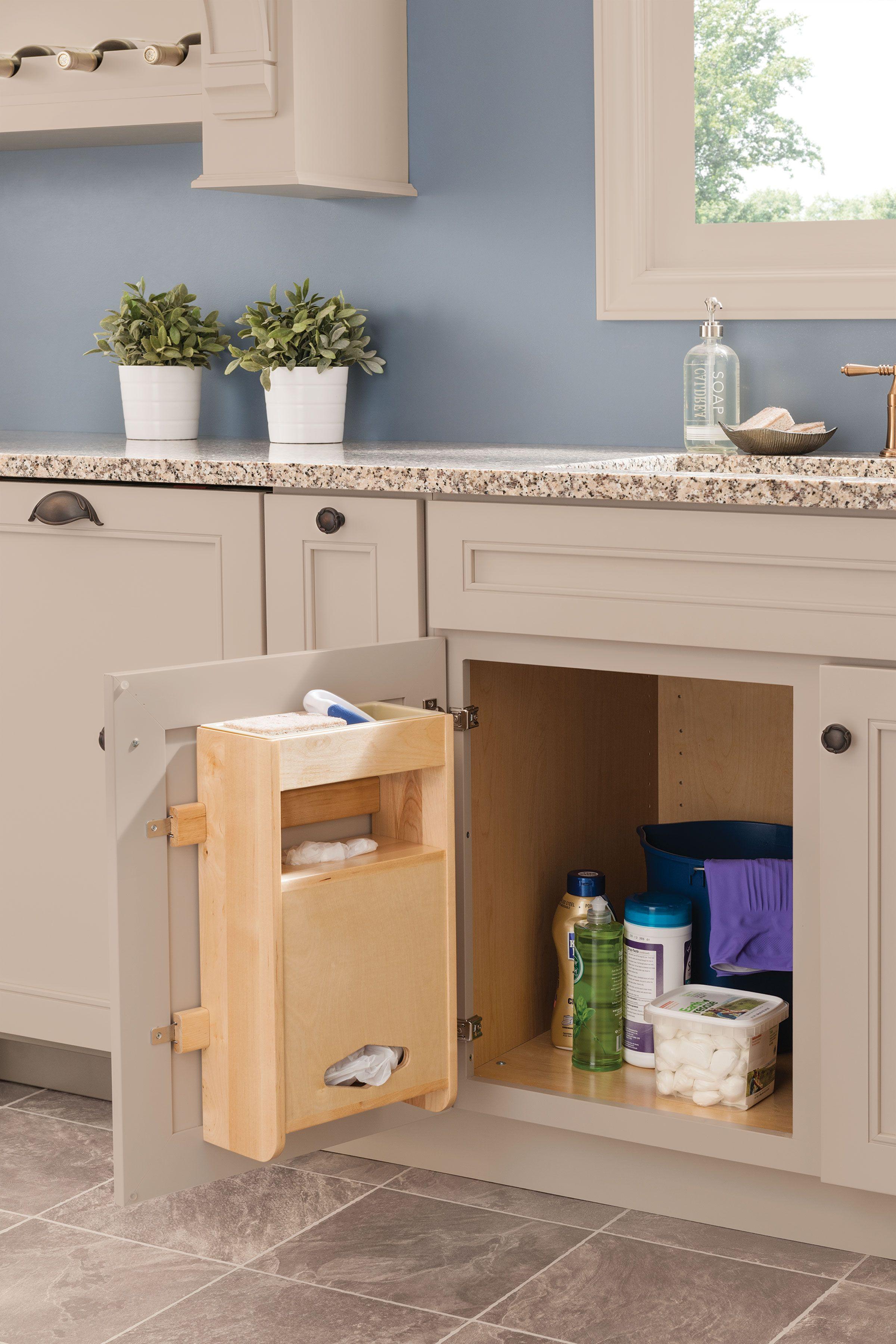 Best Sink Base Plastic Bag Door Storage Unit Kit Door Storage 640 x 480
