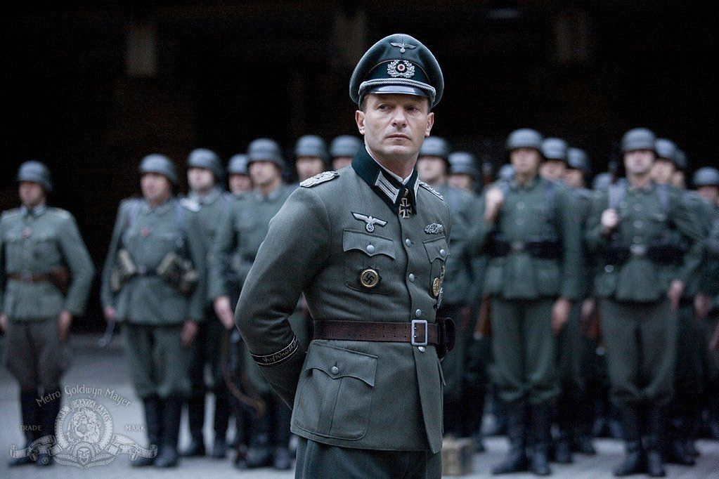 The American-German world war II thriller which based on the Staufenberg assassination in 1944 was a huge production in which Thomas Kretschmann as Major Otto Ernst Remer appears on the side of his friend Tom Cruise as Colonel Claus von Staufenberg.  Director: Bryan Singer  www.thomaskretschmann.com