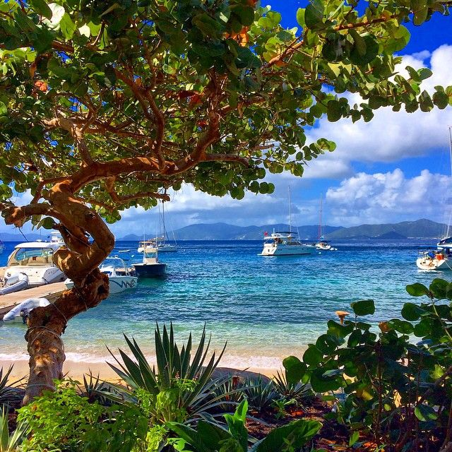 Cooper Island: Best Affordable Beach Resorts 2011
