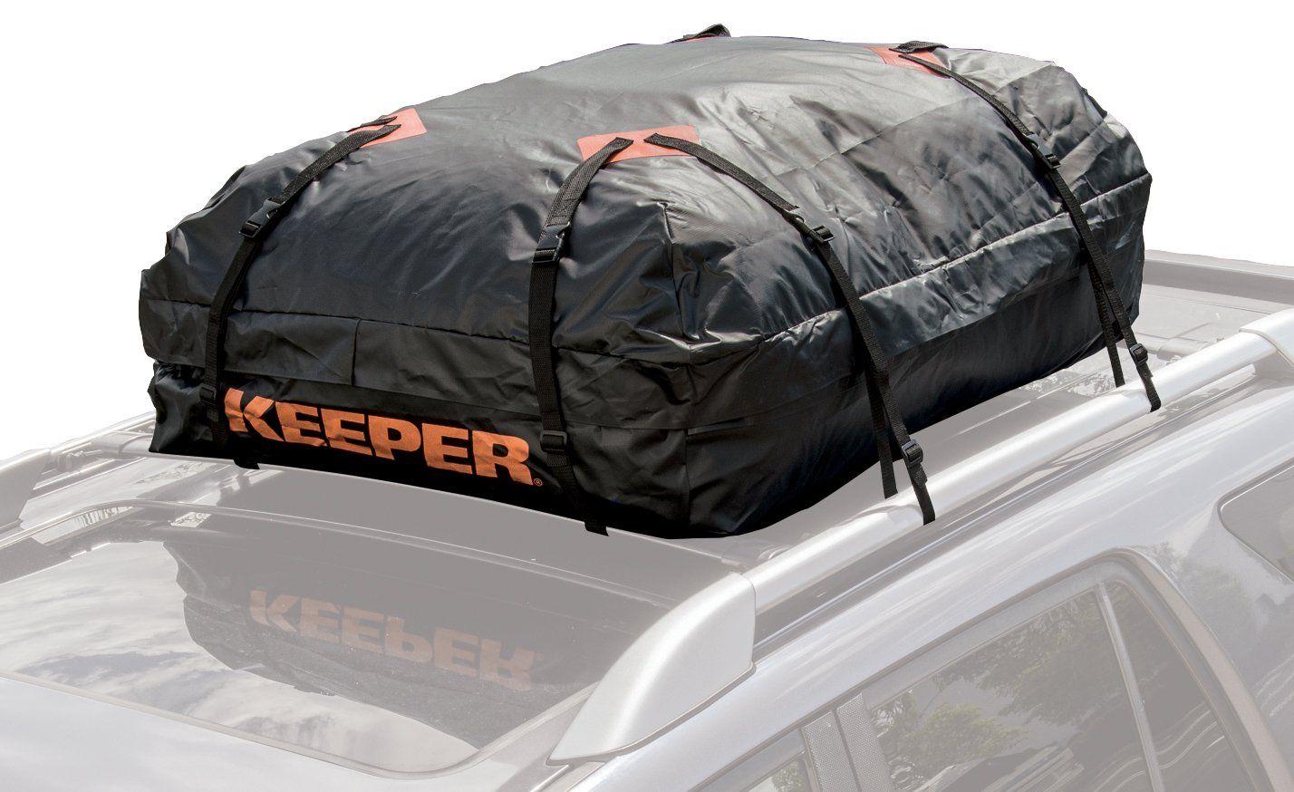 Keeper 072031 Waterproof Roof Top Cargo Bag