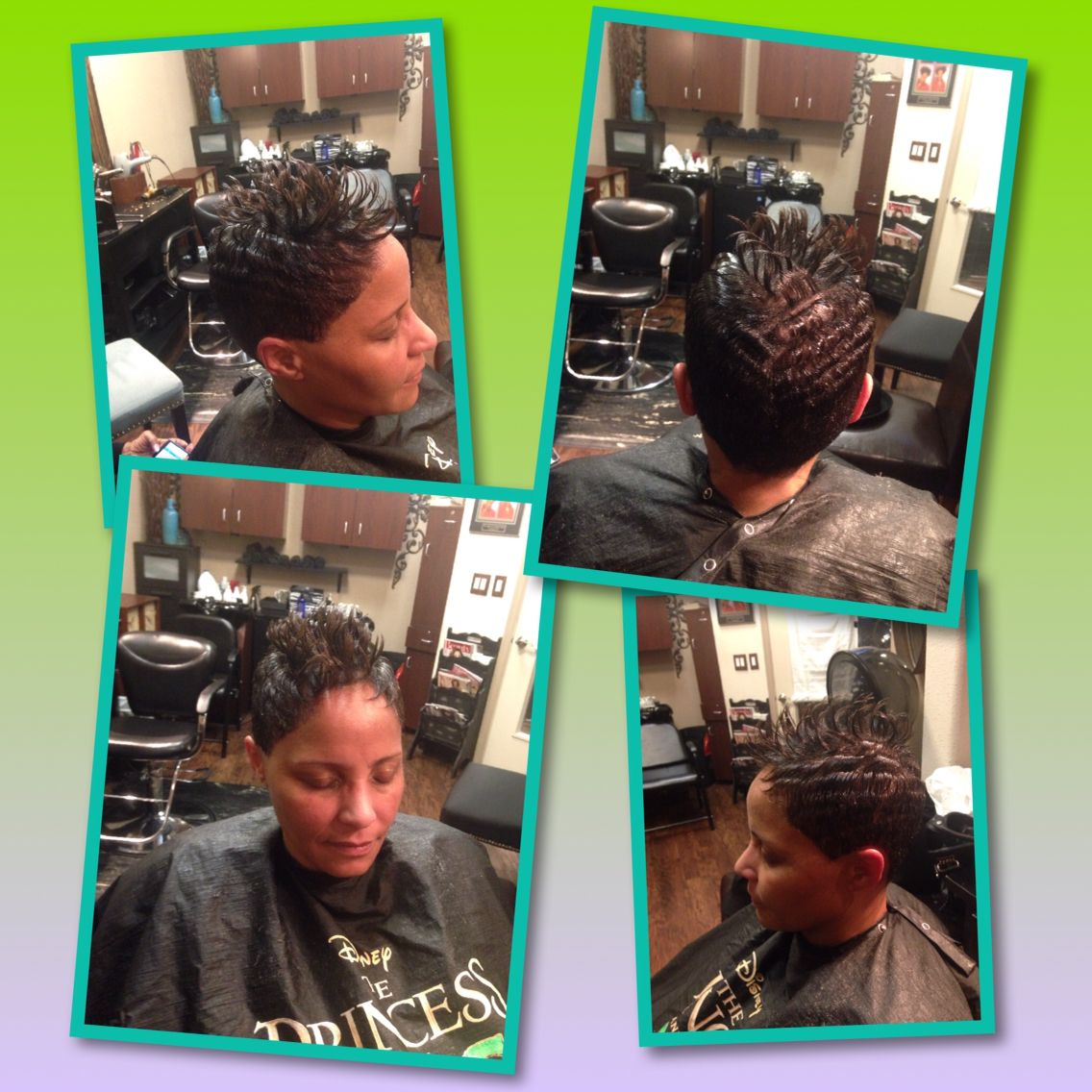 Hair It Iz Specials Wrap Curl Tuesday 35 Sew N Weave Thursday