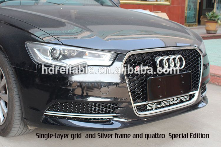 Image result for for audi a6 rs6 front grills | A3 stuff