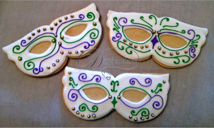 images of mask cookies   Dianau0027s Dream Sweets Mardi Gras Mask Sugar Cookies & images of mask cookies   Dianau0027s Dream Sweets: Mardi Gras Mask Sugar ...