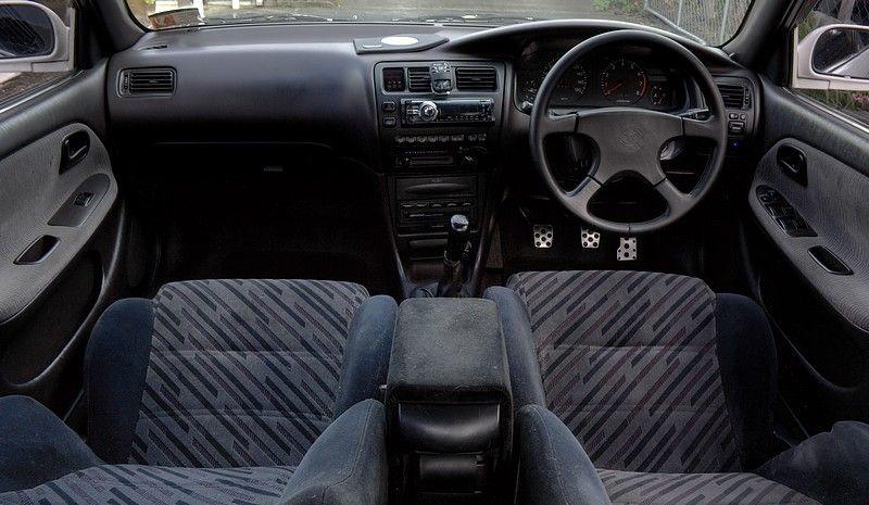 Ae111 Interior