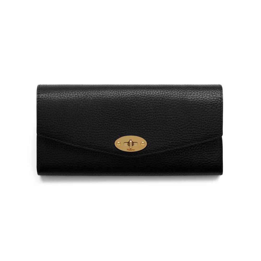 Shop the Darley Wallet in Black Natural Leather at Mulberry.com. The ... 1401466921282