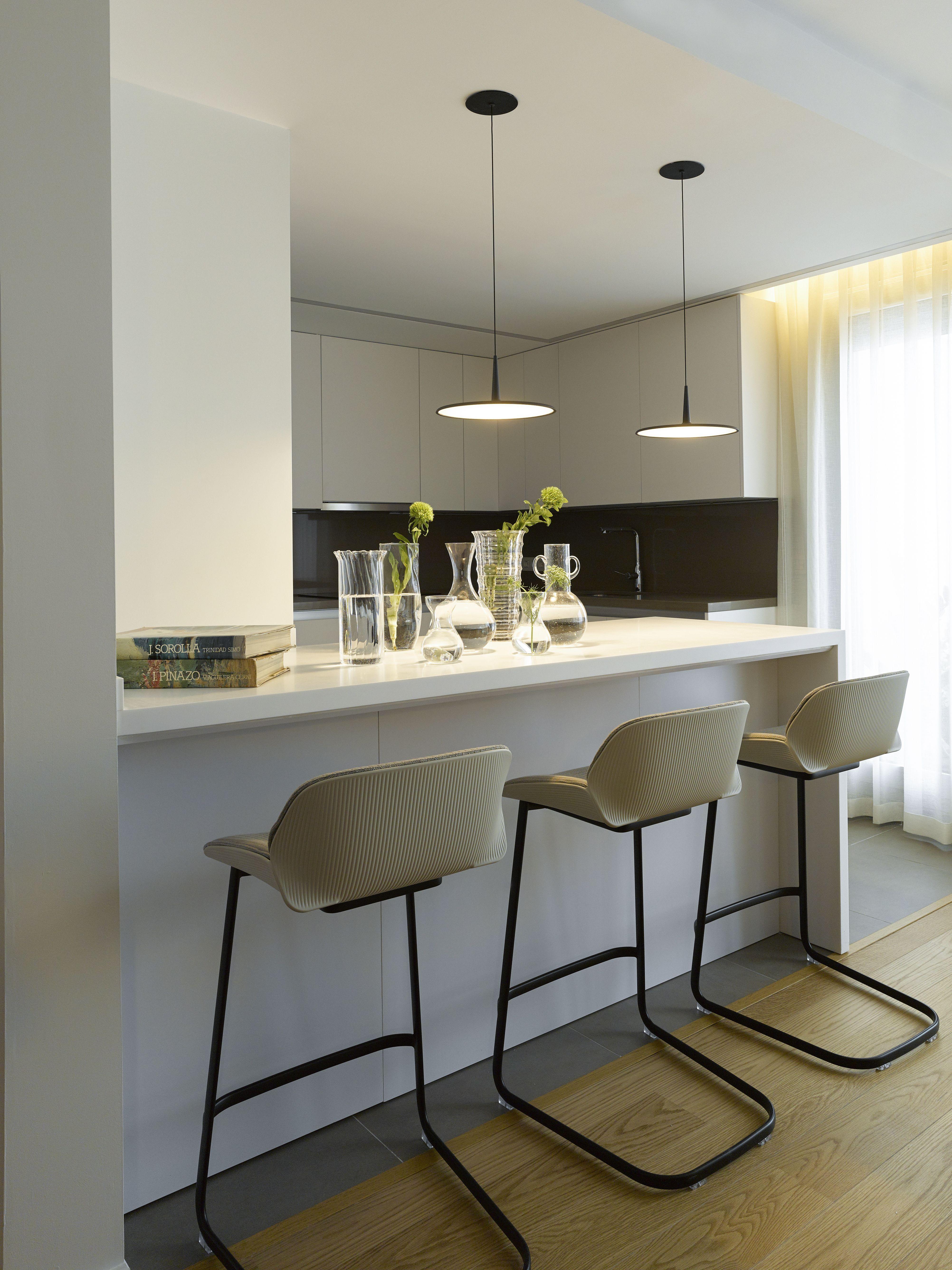 Nuez Stool at Home   Kitchen design, Italian furniture brands ...