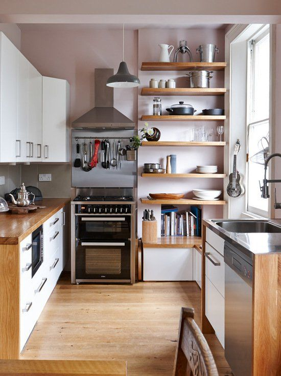 Small But Mighty Kitchen Design Ideas For Compact Spaces