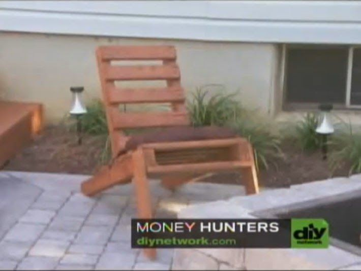 Muebles de palets: Video instructivo para hacer una silla adirondack ...