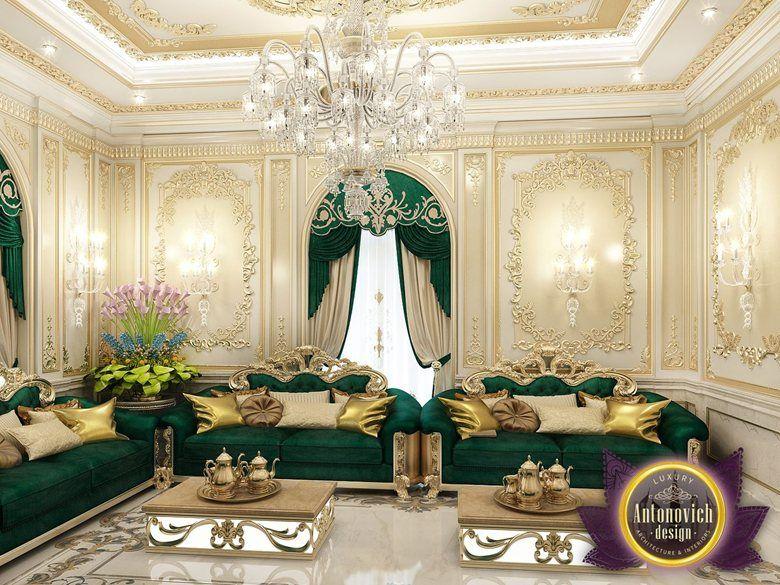 Kitchen Design Usa By Katrina Antonovich: Arabic House Style By Luxury Antonovich Design , Katrina