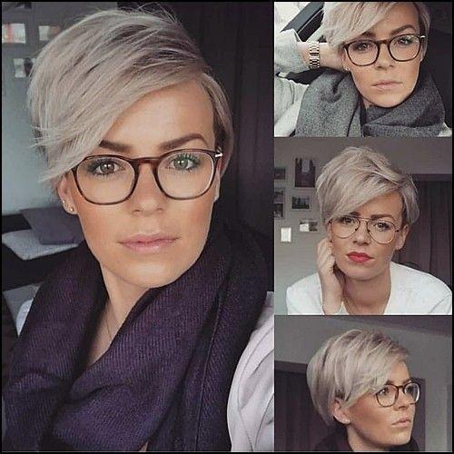 7+ Beeindruckende neue kurze Frisuren für Frauen   Trend Bob Frisuren 2019 – My Blogger – Hairstyles