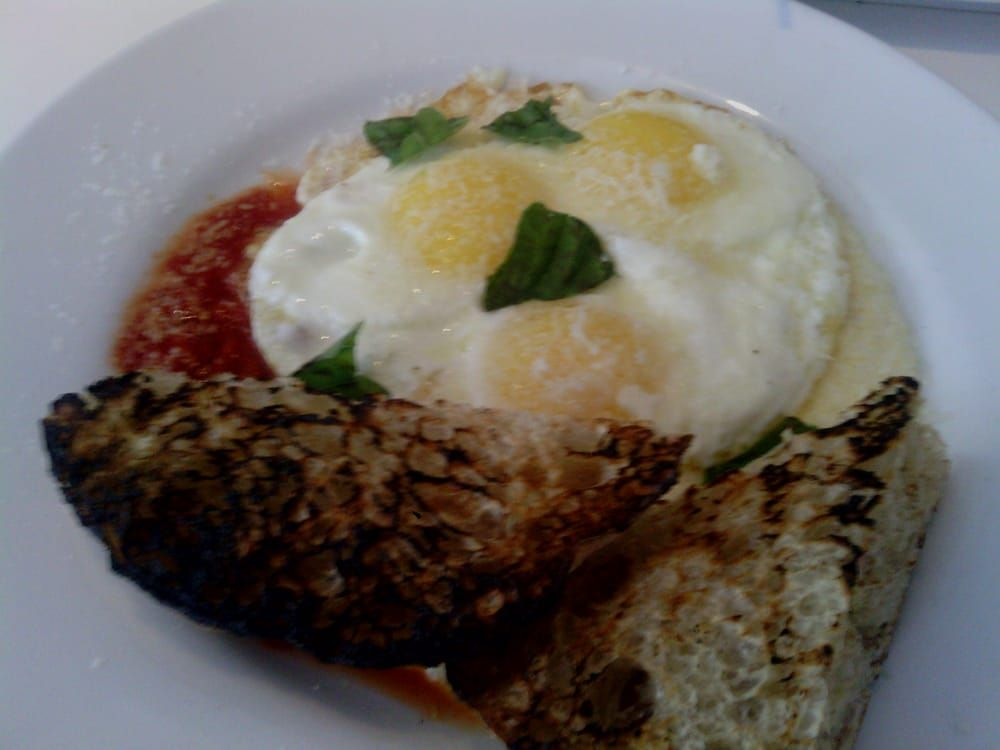 Feast - San Antonio, TX, United States. Eggs in hell Sunday Brunch