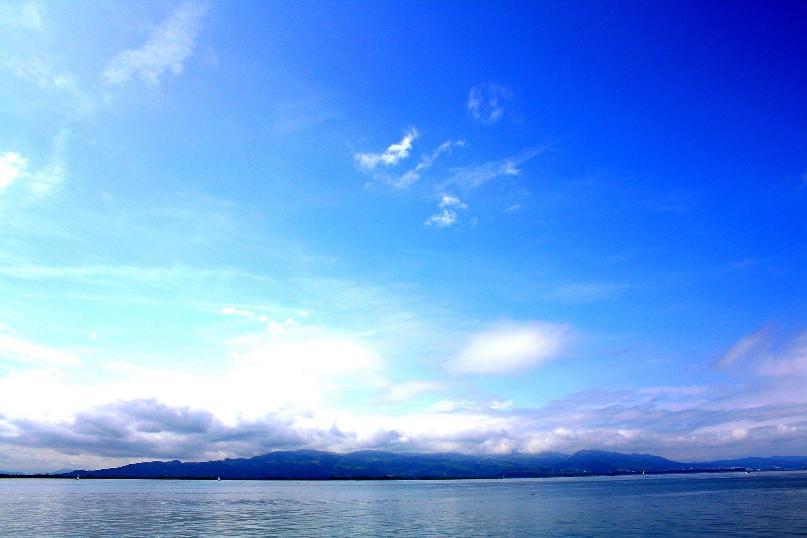 Der Blaue Himmel Foto Bild Himmel Wolken Himmel Universum Blauer Himmel Himmel Foto Bilder