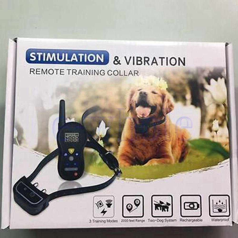 Dog Remote Trainers Ebay Home Garden Products Dogs