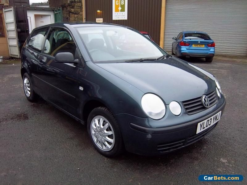 Car For Sale 2003 Volkswagen Polo 1 2 E Grey My 1st Car Long