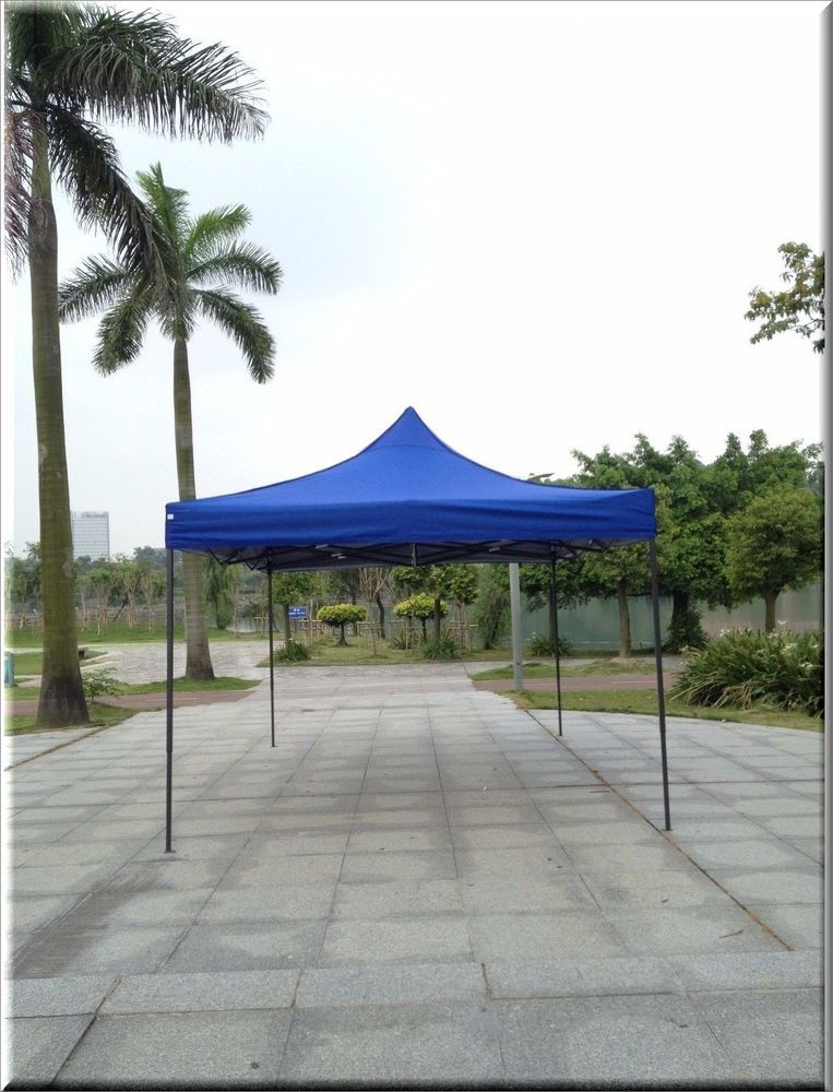 Outdoor Canopy Shelter Gazebo 10x15 Party Backyard Shade Steel